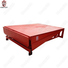 10 Ton dock ramp/loading dock/suncome airbag dock leveler